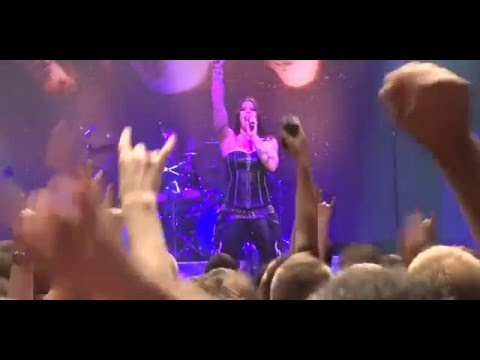 Nightwish - Storytime (The Forum, Melbourne 11/1/16)