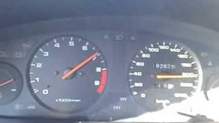 Civic Mb6 1.8 vti - 0-100, 50-200, Topspeed