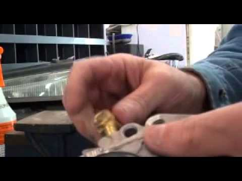 2007 volvo xc90 thermostat replacement