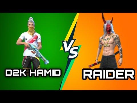Download OP GAME PLAY D2K HAMID VS RAIDER GARENA FREE FIRE 💝💝 D2K NASIM GAMING
