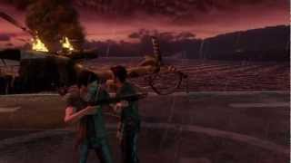 Uncharted: Drake's Fortune - All Death Scenes Animations HD