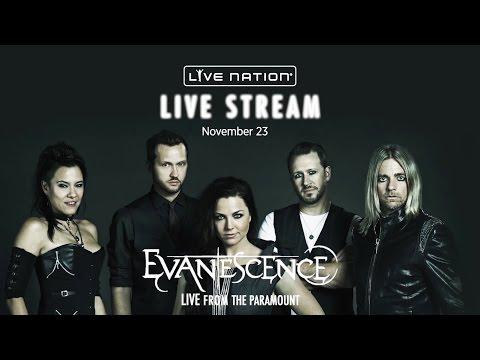 Evanescence - Live at The Paramount (Huntington, 23/11/2016) Show Completo