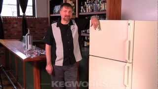 How To Make A Kegerator - Robert Hess - Small Screen