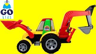 Bruder ROADMAX Toy Digger - GoKids