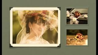 свадебный альбом пример HD 1080p