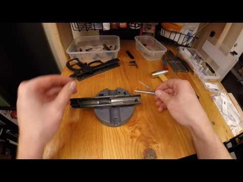 CZ 75 SP-01 - Manual Safety - Assembly 1 - Firing Pin