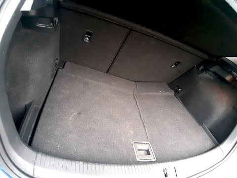 How To Fix BREAK LUGGAGE COMPARTMENT For 10$ ?  VW GOLF 7 TDI