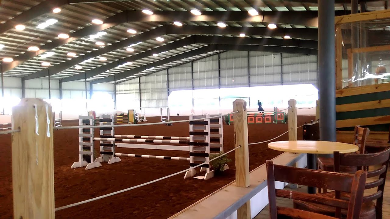 The Great Southwest Equestrian Center Katy Texas Youtube