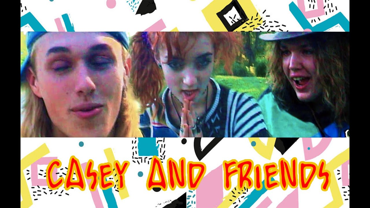 CASEY AND FRIENDS! (Terrible 80's Christian Kids Public Access Show)