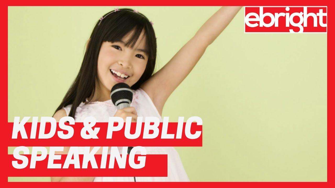 Kids Testimonial for eBright Kids Public Speaking