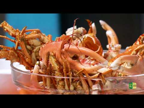 Chef it Up - Chef De' Swanns' Lobster Bisque Seafood Paella
