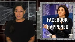 COO Sheryl Sandberg downplays Facebook's role in news