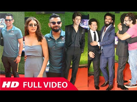 Sachin A Billion Dreams Premiere - Indian Cricket Team & Bollywood Celebs Attend