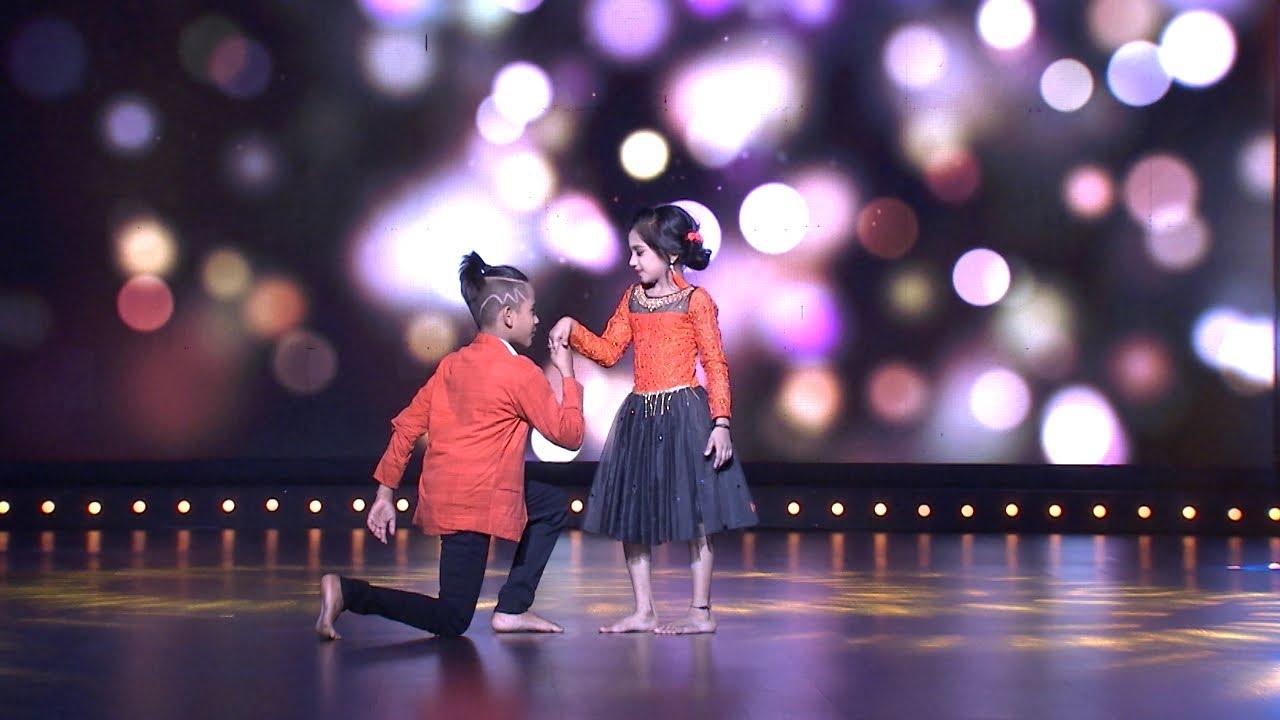 Download D5 Junior   Iconic pair round - Abhiram & Anamika   Mazhavil Manorama