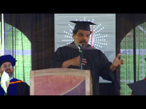 Luis Guzman Receives Honorary Degree from Burlington College