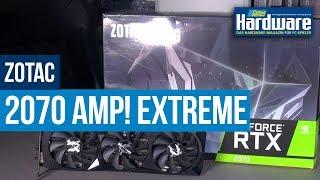 Die schnellste Geforce RTX 2070? | Zotac AMP! Extreme | 2070 vs. 1080 Ti