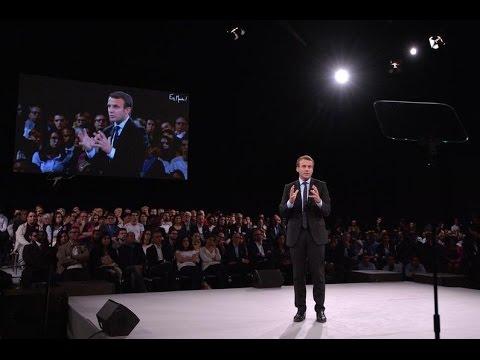 Présidentielle 2017 : pour être candidat, Emmanuel Macron doit présenter son programme avant nove...