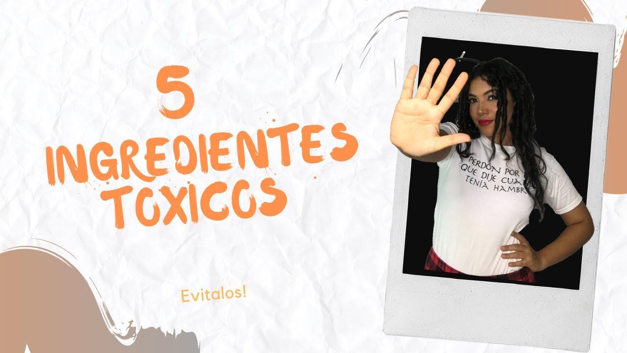 Download INGREDIENTES TÓXICOS EN TUS PRODUCTOS PARA EL CABELLO // Debes Evitarlos!!!