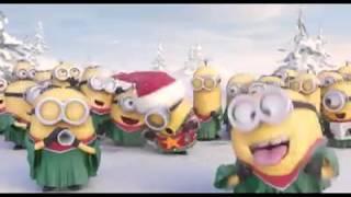 Frohe Weihnachten | Minions | Fun