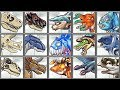 Dino Toy Robot Fossils Corps | See Monster City | Show Me Games 1080 HD
