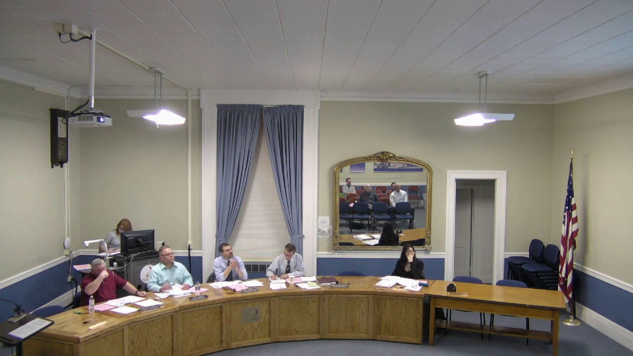 City of Plattsburgh, NY Meeting  2-27-17