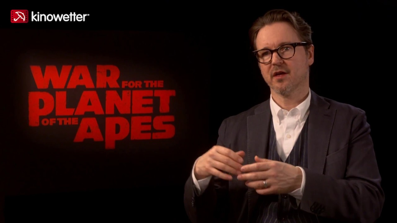 Download Interview Matt Reeves WAR FOR THE PLANET OF THE APES