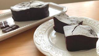 チョコレートケーキ|ななちゃんのお菓子作り日記さんのレシピ書き起こし
