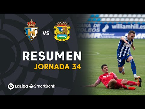 Ponferradina CF Fuenlabrada Goals And Highlights