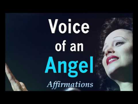 Angelic Voice - I have the singing voice of an angel - Best Singing Affirmations