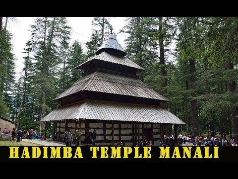 Hidimba Temple Manali, Himachal Pradesh