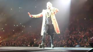 Queen & Adam Lambert - Ay-Oh / We Will Rock You / We Are The Champions - Vancouver 7/10/2019