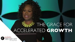The Grace For Accelerated Growth! | Dr. Cindy Trimm | The 8 Stages of Spiritual Maturation