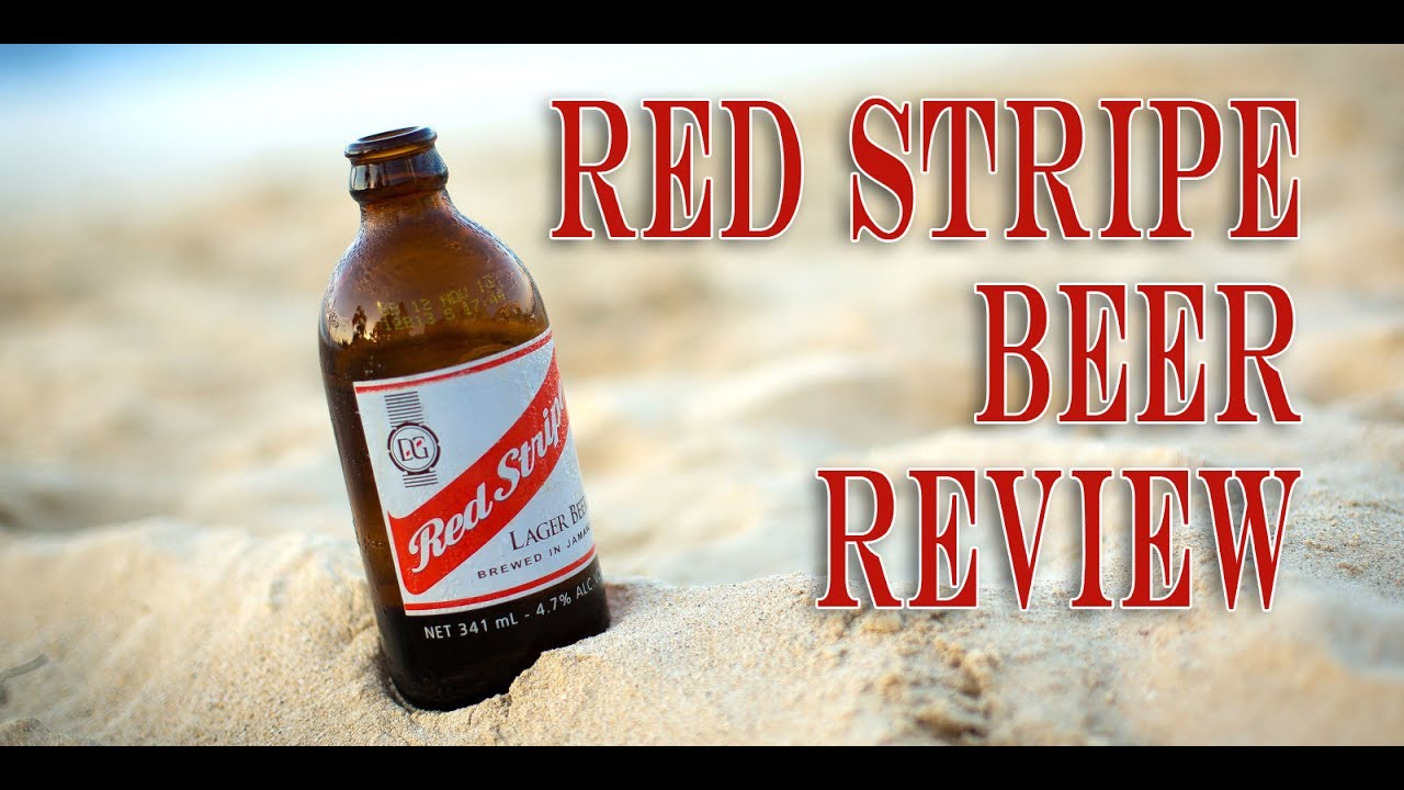 Red Stripe Jamaican Beer Review