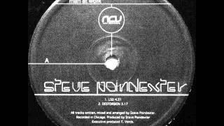 Steve Poindexter - Man at Work - LSD