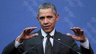 Барак Обама: Россия - региональная держава, угрожающая соседям