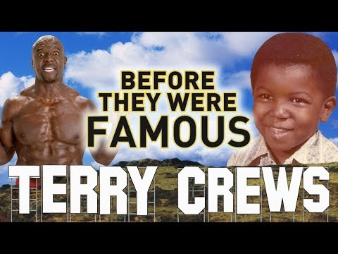 TERRY CREWS  Before They Were Famous  Biography