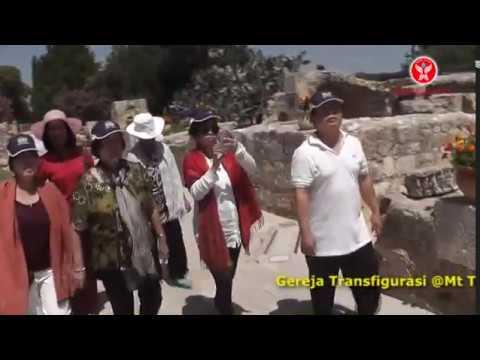 holyland tour - tour ke yerusalem israel