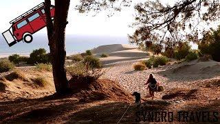 [EngSub] Most Beautiful Beach in Turkey? Patara   Towards Asia #03