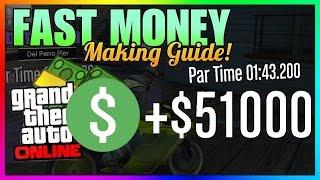 GTA 5 Online: $51,000 in 50 SEKUNDEN!   [1.37] [GERMAN/Deutsch]