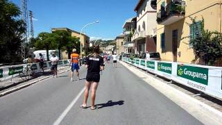 2010自転車ジュニア世界選手権女子ロード補給05
