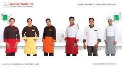 Hotel Uniforms   Caterers Uniforms   Chef Uniforms   Industrial & Corporate Uniforms