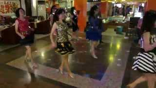 Latin Lambada Line Dance