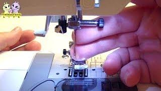 ● Как СМЕНИТЬ ИГЛУ в швейной машинке.(ПОДРОБНО покажу как поменять иглу в швейной машинке: как вынуть старую иглу и поставить новую. Речь идет..., 2014-01-16T19:21:30.000Z)