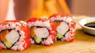 КАК делать суши ч.1 Смотреть всем. Эконом вариант HOW to make sushi