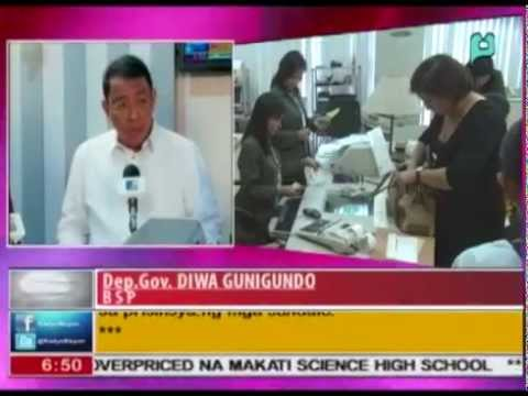 [RadyoBisyon] Guest: Dep. Gov Diwa Guinigundo (Episode 31)
