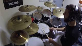 Dogs Eating Dogs (Blink 182) - Drum Cover