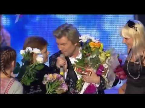 Николай Басков - Светлана Тараторка  Сольный концерт в Витебске 08 07 11г.7 20