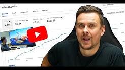 Kuinka paljon Suomitubessa tienaa 2,5 miljoonan katselun videolla?