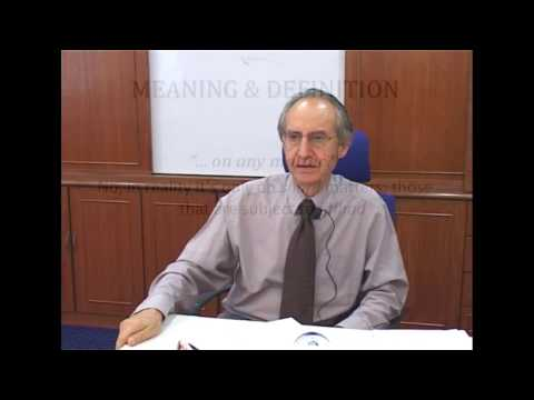 Principles of Islamic Jurisprudence Lecture 8