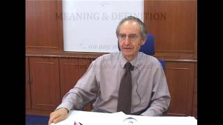 Principles of Islamic Jurisprudence Lecture 8